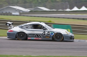 Porsche 250 at Barber Motorsports Park, Round 2 of the 2012 Gran